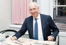 Rob ten Hoedt, CEO van Medtronic EMEA