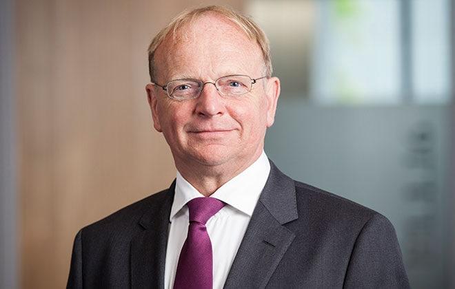 Kees Smaling, CEO Siemens Healthineerd