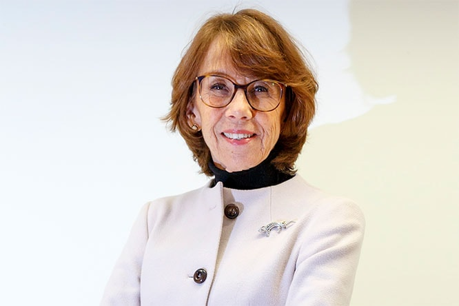 Hoogleraar Pauline Meurs