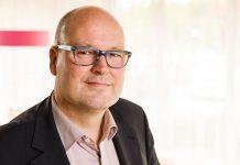 Jeroen van den Oever, directeur van Fundis en bestuurslid ActiZ