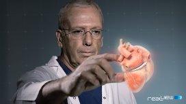 Holografie succesvol toegepast tijdens hartoperatie