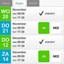 App regelt snelle vervanging bij ziek- en piekmomenten