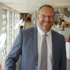 Geert van den Enden financieel directeur Bernhoven