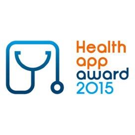 Health app award 2015 gestart