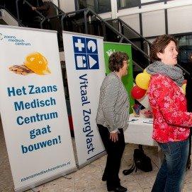 Nieuwbouw Zaans Medisch Centrum rond