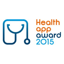 Finalisten Health app award 2015 bekend