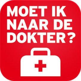 Moet ik naar de dokter? wint Health app award 2013
