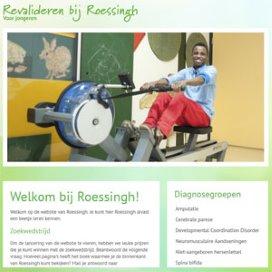 Roessingh lanceert website speciaal voor jeugd
