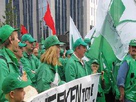 Actiedag tegen ontslagen bij Viva Zorggroep