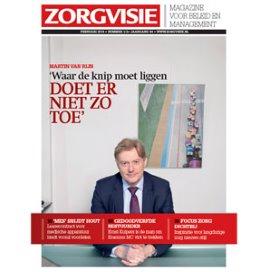 Zorgvisie naar Springer Media