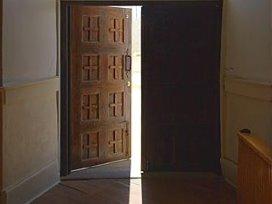 Ouderen hebben moeite met automatische deuren