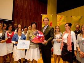 'Olijftak' uitgeroepen tot Beste Zorgafdeling 2011