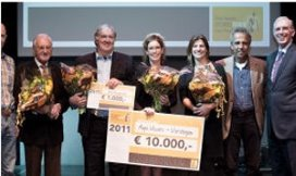 'Beste Zorgidee 2011 is plagiaat'