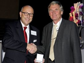 Geert Blijham wint eerste NVZ Penning