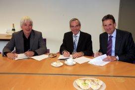 Drie noordelijke ziekenhuizen tekenen samenwerkingsverdrag