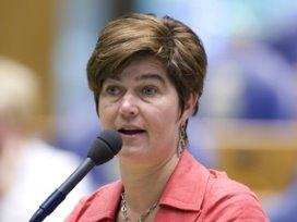 Anouchka van Miltenburg nieuwe voorzitter Tweede Kamer