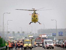 'Traumahelikopter voor zieke kinderen thuis'