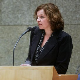 Schippers: 'Er was geen rapport over declaratiefraude'