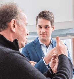 Joris Kuppens in gesprek met Ricardo Semler