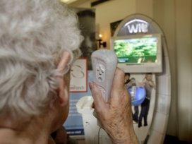 Poll: 'Serious gaming moet ouderen actief houden'
