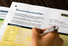 Invoering nieuwe donorwet kost ruim 50 miljoen