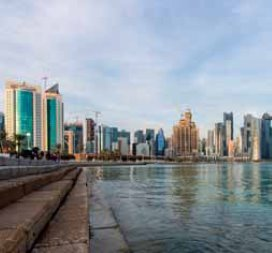 Zorg Qatar maakt inhaalslag