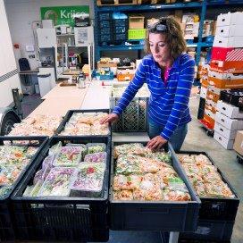 NVZ en Wageningen gaan voor minder voedselafval