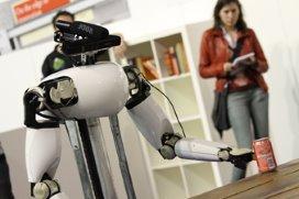 Zorgrobot AMIGO behaalt zevende plek op WK