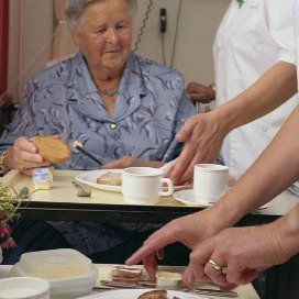 Ziekenhuizen scoren lager op eten en drinken