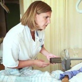 Registratie vitale functies patiënten met smartphone