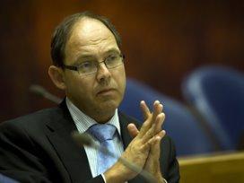 Minister Klink bezoekt Flevoziekenhuis