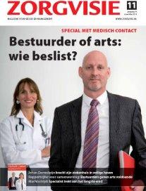 Ziekenhuisbestuurders en medisch specialisten leven in twee werelden