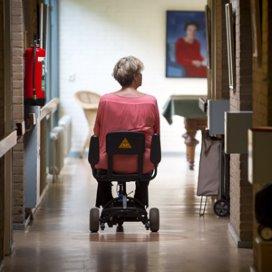 'Ouderen worden afgewenteld op Wlz'