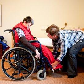 Gedonder over cao gehandicaptenzorg