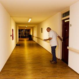 Geen verplichte afname zorg in verzorgingshuis