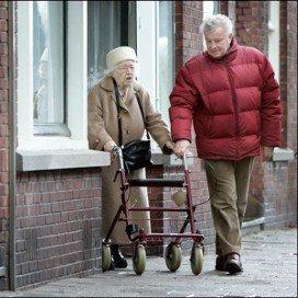 Oudere bereid meer te betalen voor extra zorg