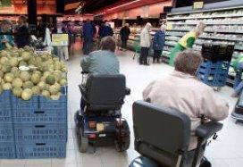 Minder cliënten in de gehandicaptenzorg