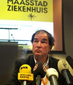 Paul Smits stapt op bij Maasstad Ziekenhuis
