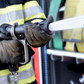 Emmens zorgcentrum in brand