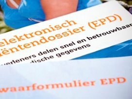 KNMG pleit voor EPD in brief Eerste Kamer