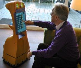 Robotmaatjes in de zorg