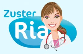 Zuster Ria nieuw initiatief voor zorg op afstand