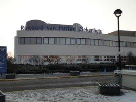 Roderick Runne weg uit ziekenhuis Spijkenisse