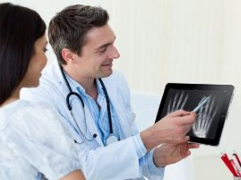 Radiologen willen iPad voor MRI's