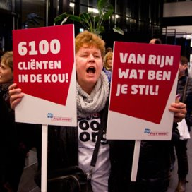 Staking Pantein-Vivent eind januari.