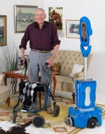 Robot voor dementerenden in Engeland