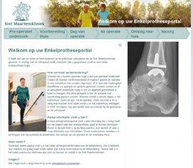 Online voorbereiden op pijnbehandeling bij Sint Maartenskliniek