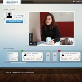 Dermatologen starten online webcamconsult