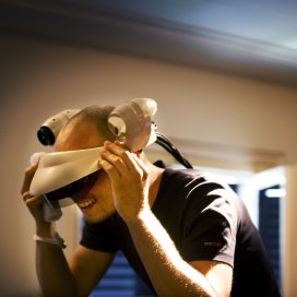 UMCG behandelt psychose met virtual reality