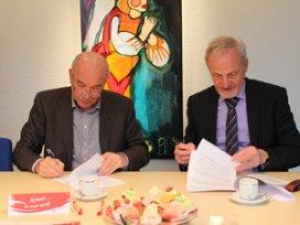 Amerpoort en Reinaerde starten domoticaproject
